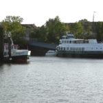 Altenwerder & Blankenese am 13.08.2008