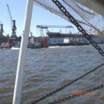 Elbmeile beim Hafengeburtstag