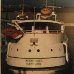 Moorburg ex Grosser Michel (1955) 001 im Oktober 1989 am Hübenerkai