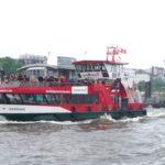 Harburg am 19.05.2013 - Backbordseite