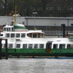 """""""Kirchdorf"""" an der Werft am 01.03.08"""