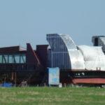 Typ 2000/11 001 am 10.4.2009 bei SSB in Oortkaten