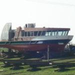 Typ 2000/11 003 am 10.4.2009 bei SSB in Oortkaten