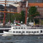 Die Reeperbahn ,Hafengeburtstag 2009