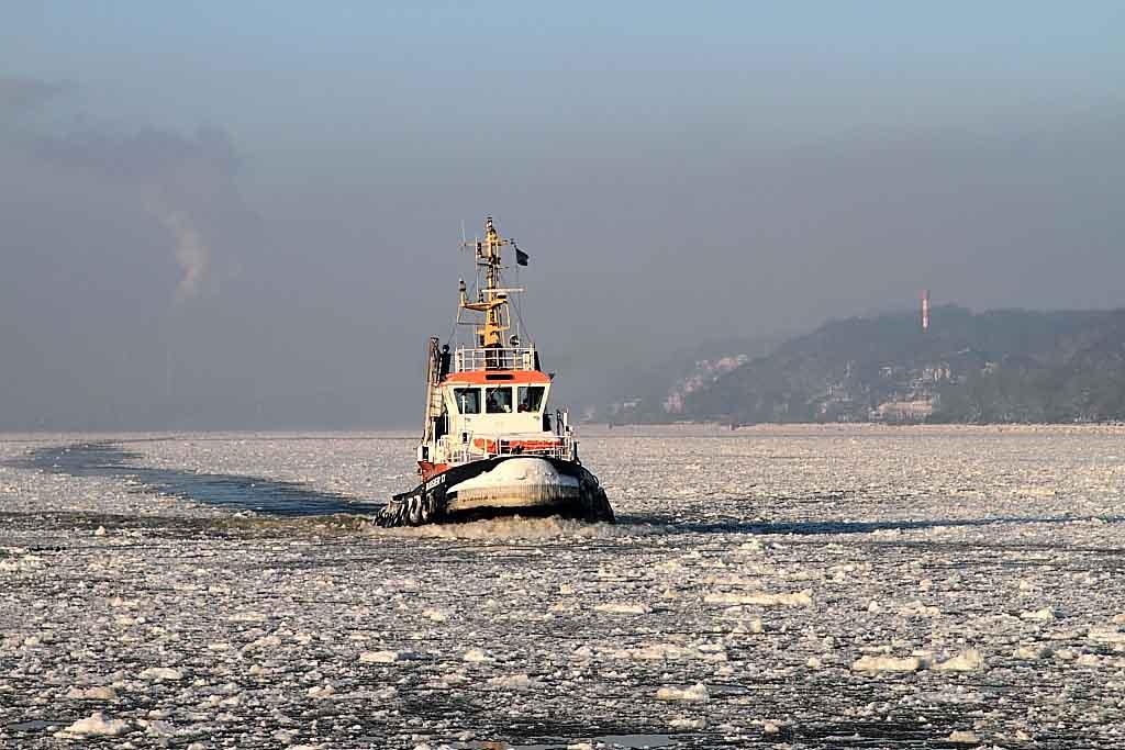 Kleine Eiszeit in Hamburg im Dezember 2010_1