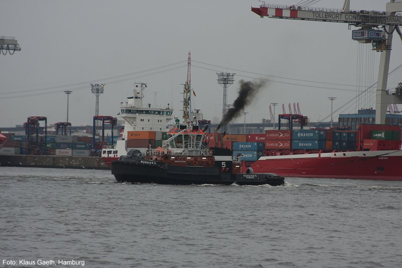 Nicht nur Schnellboote blökern