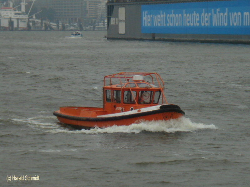 Festmacherboot HENRI (H 7019) am 21.10.2009_1