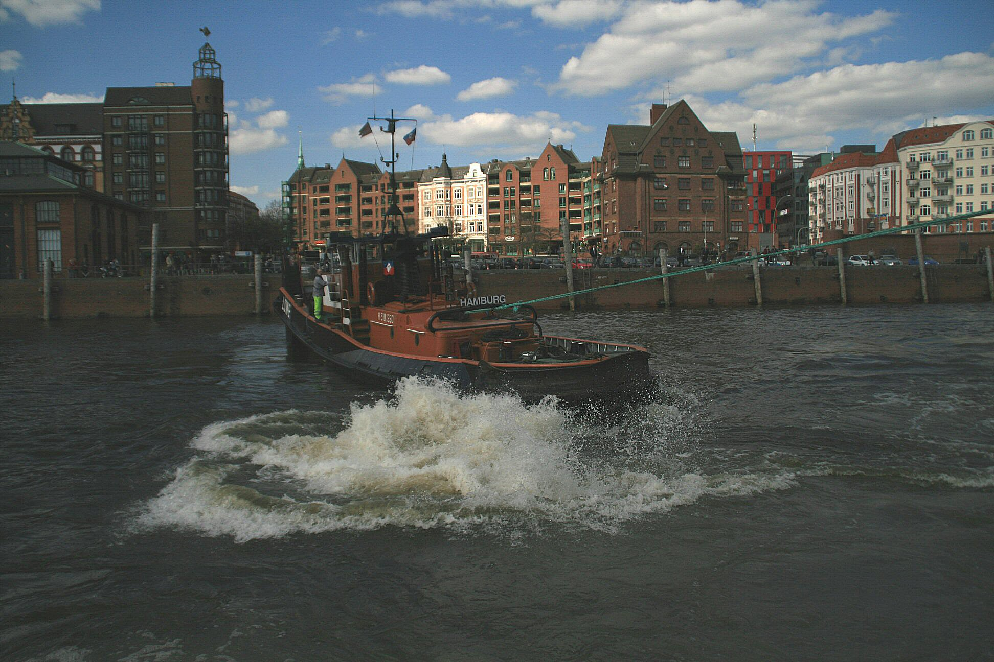 Hafenschlepper Löwe _1