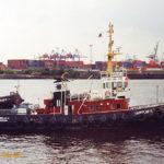 FAIRPLAY II (3) 001 (IMO 7407817) im Frühjahr 1999,_1