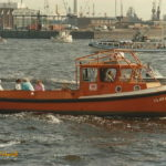 Festmacherboot HENRI (H 7019) im Mai 1989 (Hafengeburtstag)_1