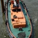 Schleppko 7 001 am 30.5.2007 am Ponton Vorsetzen