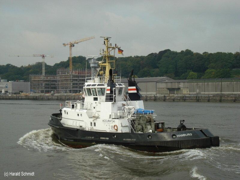Accurat (2) ex Bremen (URAG) 002 am 26.9.2008