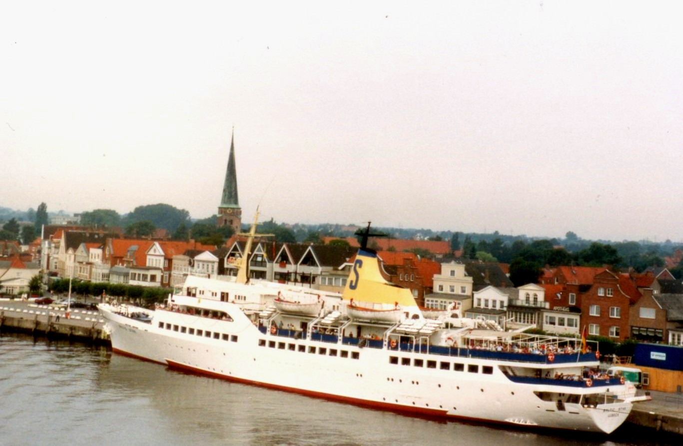 """Baltic Star"" 1991 in Travemünde"