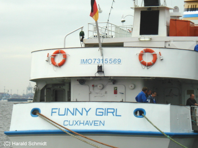 Funny Girl 002 am 11.10.2007