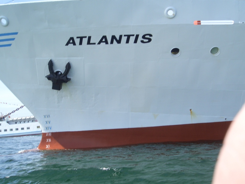 MS Atlantis