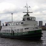 Alfanda ex-Steinkirchen verlaesst Hamburg 1