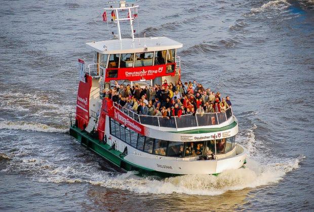 HADAG-Hafenfähre ÖVELGÖNNE (Typ 2000)