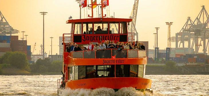 HADAG-Hafenfähre Tollerort (Typ2000)