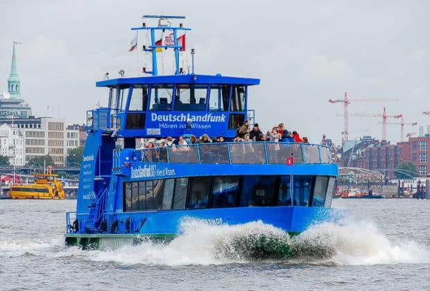 HADAG-Hafenfähre WALTERSHOF (Typ 2000)