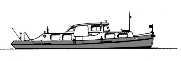 Typ 00-Fähre Standard