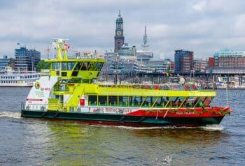 HADAG-Hafenfähre Oortkaten (Typ 2000)