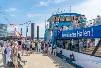 HADAG-Hafenfähre HARMONIE (Typ 2000)