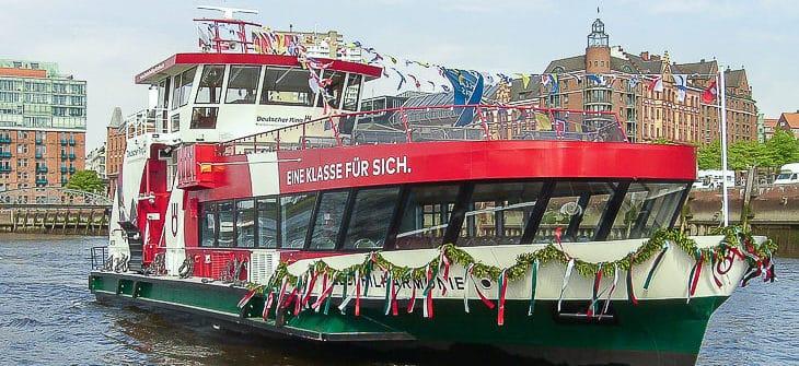 HADAG-Hafenfähre ELBPHILHARMONIE (Typ 2020)
