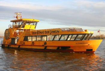 HADAG-Hafenfähre ALTENWERDER (Typ 2000)