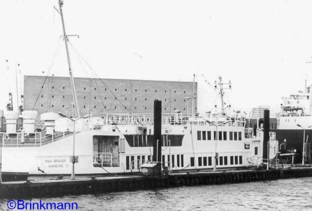 HADAG-Hafenfähre MAX BRAUER
